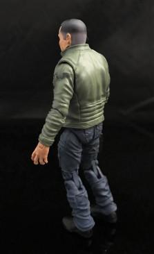 Fresh Monkey Fiction Larry Hama Action Figure - Surveillance Port 21