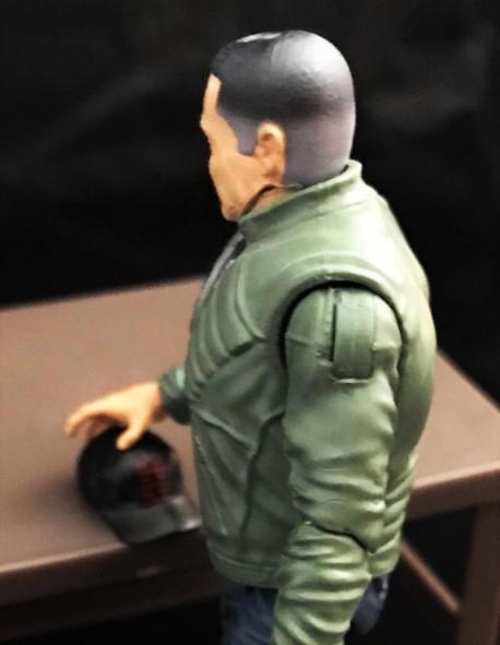 Fresh Monkey Fiction Larry Hama Action Figure - Surveillance Port 28