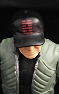 Fresh Monkey Fiction Larry Hama Action Figure - Surveillance Port 30