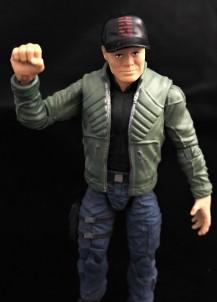 Fresh Monkey Fiction Larry Hama Action Figure - Surveillance Port 31