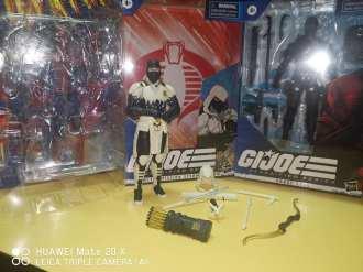 G.I.Joe Classified Arctic Mission Storm Shadow - Surveillance Port 04