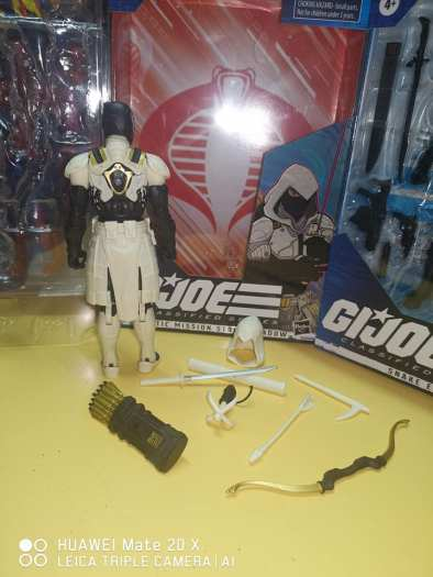 G.I.Joe Classified Arctic Mission Storm Shadow - Surveillance Port 05
