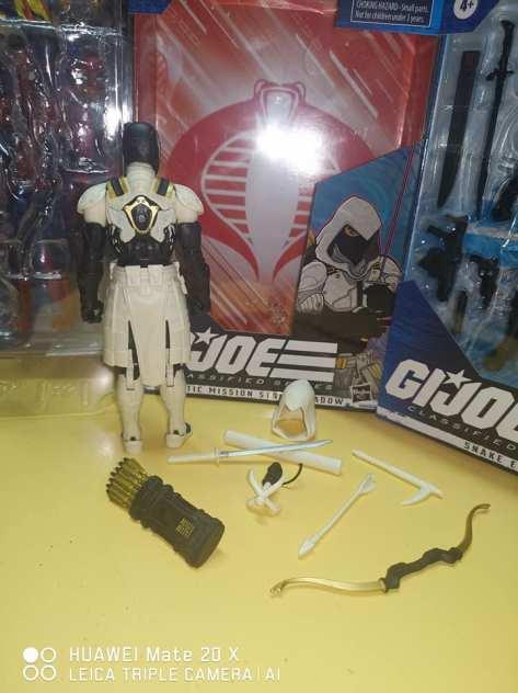 G.I.Joe Classified Arctic Mission Storm Shadow - Surveillance Port 05
