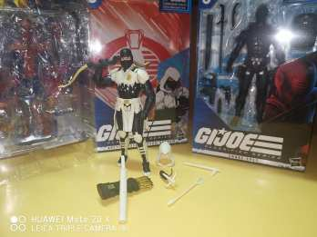 G.I.Joe Classified Arctic Mission Storm Shadow - Surveillance Port 06