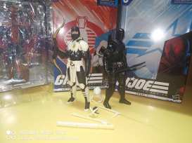 G.I.Joe Classified Arctic Mission Storm Shadow - Surveillance Port 08