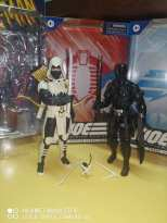 G.I.Joe Classified Arctic Mission Storm Shadow - Surveillance Port 10