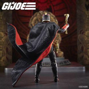 G.I.Joe Classified Deluxe Cobra Commander - Surveillance Port 01