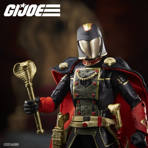 G.I.Joe Classified Deluxe Cobra Commander - Surveillance Port 02