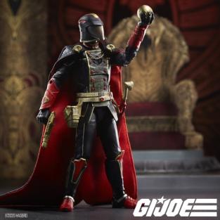 G.I.Joe Classified Deluxe Cobra Commander - Surveillance Port 03