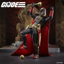 G.I.Joe Classified Deluxe Cobra Commander - Surveillance Port 04