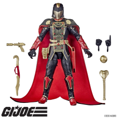 G.I.Joe Classified Deluxe Cobra Commander - Surveillance Port 05