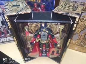 G.I.Joe Classified Serpent Supreme Cobra Commander - Surveillance Port 04