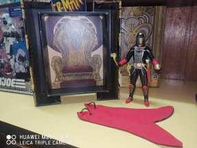 G.I.Joe Classified Serpent Supreme Cobra Commander - Surveillance Port 08