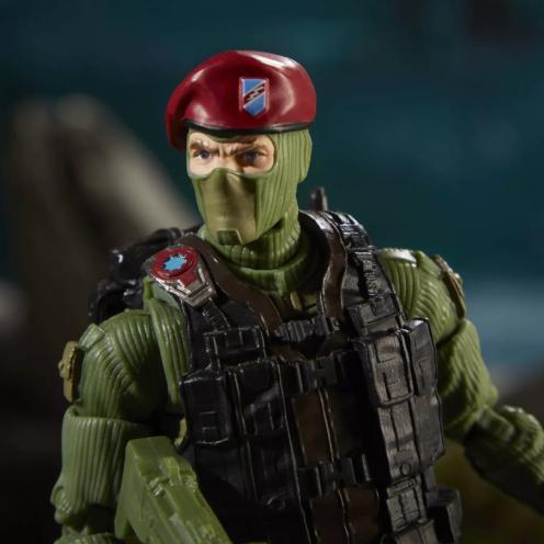 G.I.Joe Classified Special Missions Cobra Island Beach Head - Surveillance Port 01