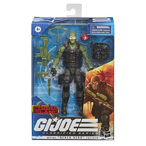 G.I.Joe Classified Special Missions Cobra Island - Beach Head - Surveillance Port 02