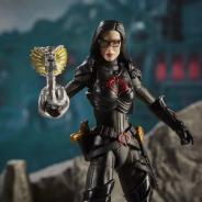 G.I.Joe Classified Special Missions Cobra Island Cobra Baroness - Surveillance Port 04