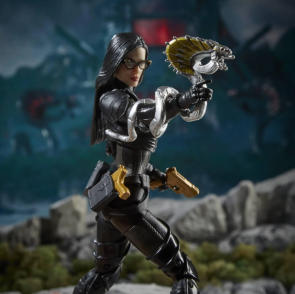 G.I.Joe Classified Special Missions Cobra Island Cobra Baroness - Surveillance Port 08