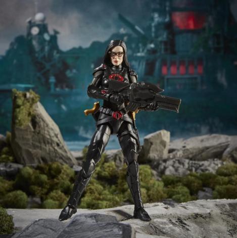 G.I.Joe Classified Special Missions Cobra Island Cobra Baroness - Surveillance Port 11