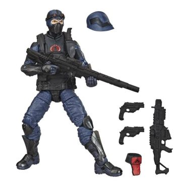 G.I.Joe Classified Special Missions Cobra Island - Cobra Trooper - Surveillance Port 01