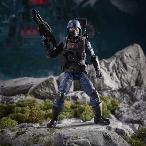 G.I.Joe Classified Special Missions Cobra Island Cobra Trooper - Surveillance Port 01