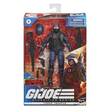 G.I.Joe Classified Special Missions Cobra Island - Cobra Trooper - Surveillance Port 02