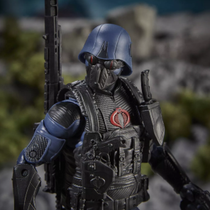 G.I.Joe Classified Special Missions Cobra Island Cobra Trooper - Surveillance Port 03