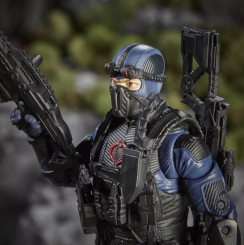 G.I.Joe Classified Special Missions Cobra Island Cobra Trooper - Surveillance Port 04