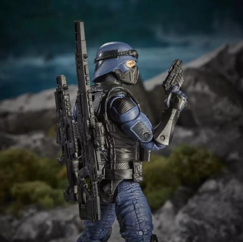G.I.Joe Classified Special Missions Cobra Island Cobra Trooper - Surveillance Port 06