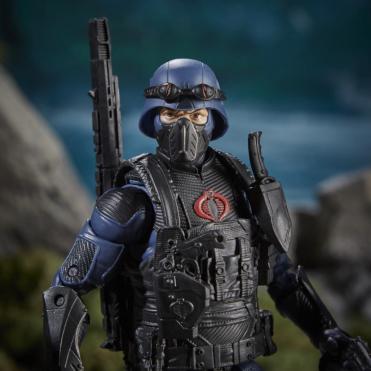 G.I.Joe Classified Special Missions Cobra Island Cobra Trooper - Surveillance Port 08