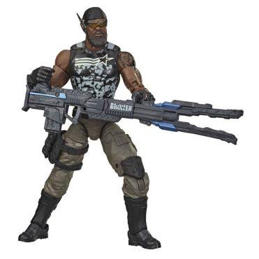 G.I.Joe Classified Special Missions Cobra Island - Roadblock - Surveillance Port 01