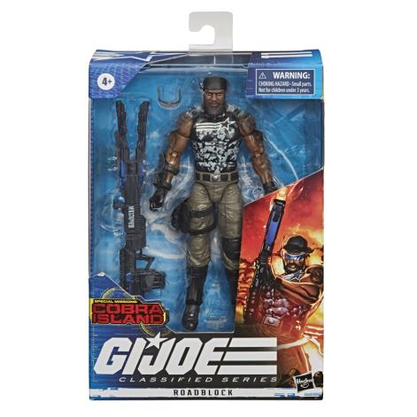 G.I.Joe Classified Special Missions Cobra Island - Roadblock - Surveillance Port 02