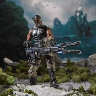 G.I.Joe Classified Special Missions Cobra Island Roadblock - Surveillance Port 03