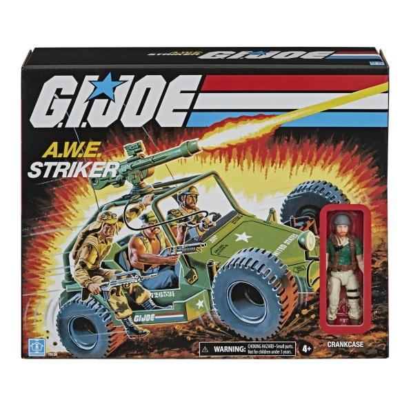 G.I.Joe Retro A.W.E. Striker - Surveillance Port 02