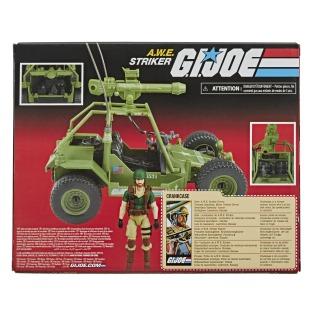 G.I.Joe Retro A.W.E. Striker - Surveillance Port 03