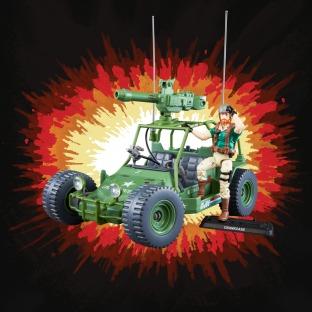 G.I.Joe Retro A.W.E. Striker - Surveillance Port 04