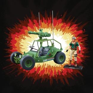G.I.Joe Retro A.W.E. Striker - Surveillance Port 06