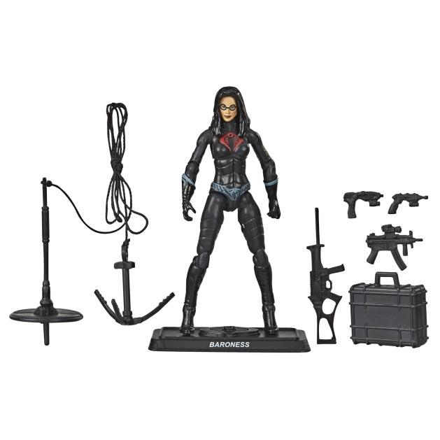 G.I.Joe Retro Cobra Baroness - Surveillance Port 01