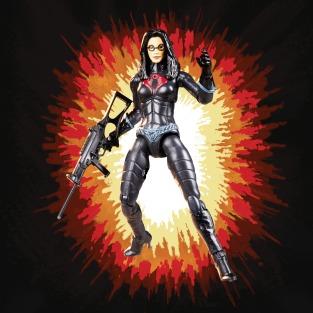 G.I.Joe Retro Cobra Baroness - Surveillance Port 04