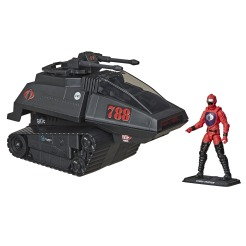 G.I.Joe Retro Cobra H.I.S.S. Tank - Surveillance Port 01