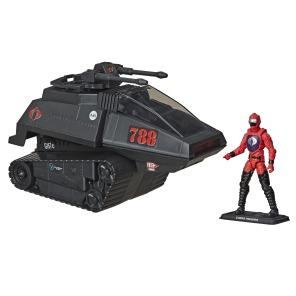 G.I.Joe Retro Cobra H.I.S.S. Tank - Surveillance Port 01