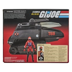 G.I.Joe Retro Cobra H.I.S.S. Tank - Surveillance Port 04