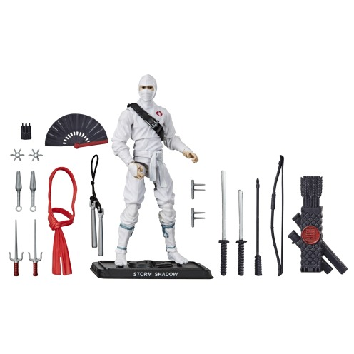 G.I.Joe Retro Cobra Storm Shadow - Surveillance Port 01