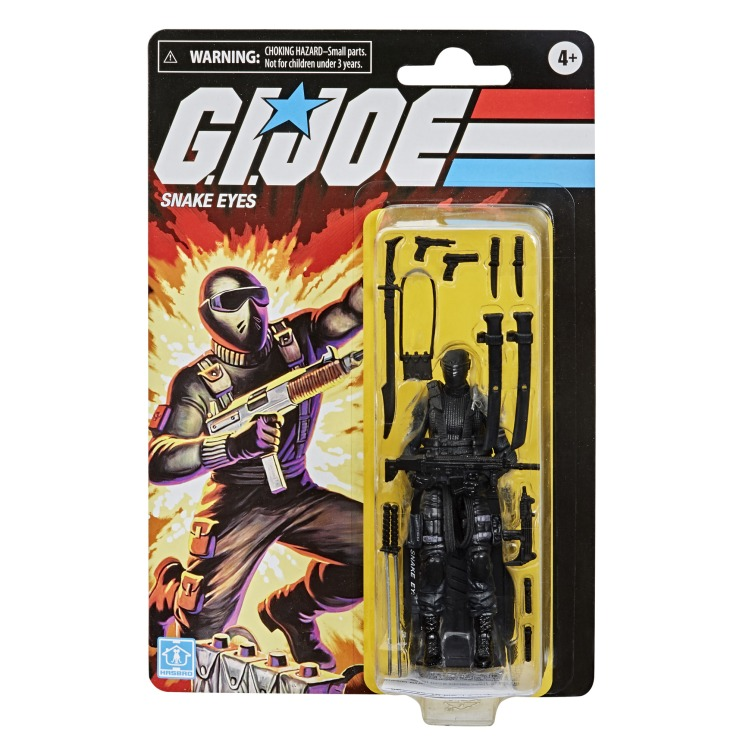 G.I.Joe Retro Snake Eyes - Surveillance Port 02