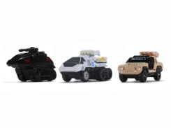 Jada Toys G.I. Joe Nano Hollywood Rides Vehicle 3-Pack - Surveillance Port 03
