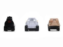 Jada Toys G.I. Joe Nano Hollywood Rides Vehicle 3-Pack - Surveillance Port 08