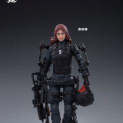 Joy Toy Skeleton Forces-Hell Grim Reaper Selena - Surveillance Port 02