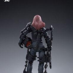 Joy Toy Skeleton Forces-Hell Grim Reaper Selena - Surveillance Port 03
