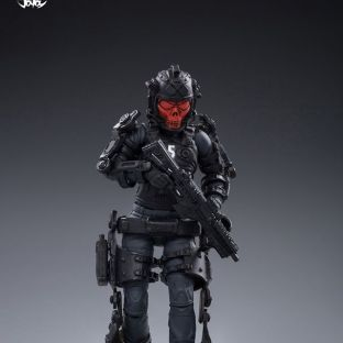 Joy Toy Skeleton Forces-Hell Grim Reaper Selena - Surveillance Port 04