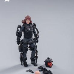 Joy Toy Skeleton Forces-Hell Grim Reaper Selena - Surveillance Port 06