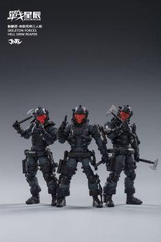 Joy Toy Skeleton Forces-Hell Grim Reaper - Surveillance Port 01